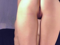 I Take Off My Panties And Show Pussy And Ass Porn Gif ...